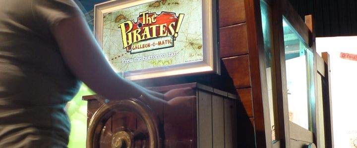Pirates, the exhibition