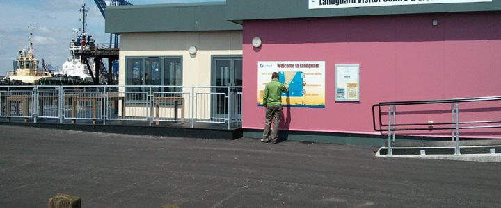 Landguard Visitor Centre